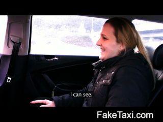 FakeTaxi - पहली बार गुदा कुंवारी