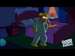 सिम्पसंस कार्टून सेक्स: होमर कमबख्त मार्ज
