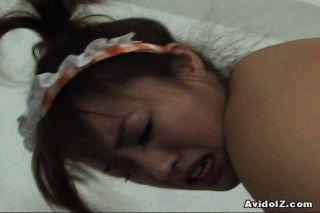 अमी मत्सुदा उसके चेहरे पर सह के लिए भी जन्म देती है