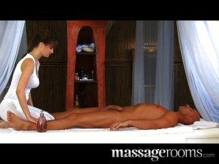 massagerooms - भारी स्तन के साथ सींग का सौंदर्य