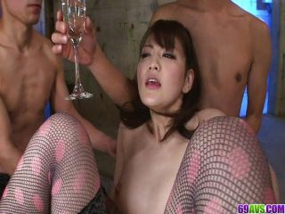 एमआईएलए Tomoka Sakurai creampied