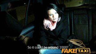 FakeTaxi - प्यारा मधुबाला टैक्सी मुर्गा बेकार है