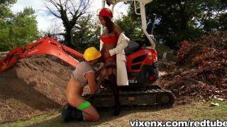 vixenx - बिग गधा आउटडोर गुदा सेक्स के साथ लातीनी