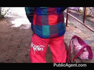 PublicAgent - याना सड़क नर्तकी Fucks