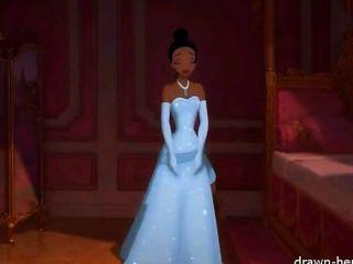राजकुमारी और मेंढक हेनतई