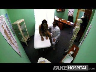 FakeHospital - स्लिम युवा छात्र cums