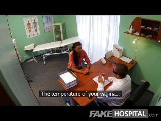 FakeHospital - उर्वरता की समस्या के साथ पत्नी