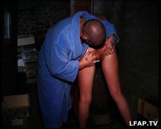 फ्रेंच में हर जगह होने सेक्स शौकीनों