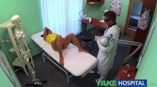 FakeHospital - डॉक्टर धोखाधड़ी मदद करना चाहता है