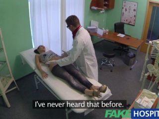FakeHospital - सेक्सी अंग्रेजी रोगी चीखें
