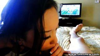 कमबख्त खूबसूरत चीनी प्रेमिका