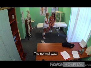 FakeHospital - डॉक्टरों और नर्सों मुर्गा जीभ