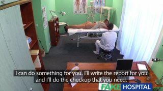 FakeHospital - डॉक्टर सेक्सी रूस के स्वीकार करता है