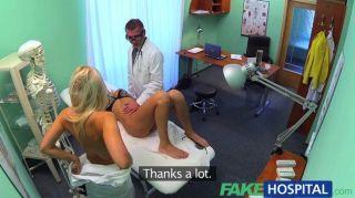 FakeHospital - गंदे डॉक्टर सेक्स के लिए कदम