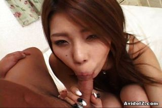सेक्सी हारुका ने अच्छा सिर दे