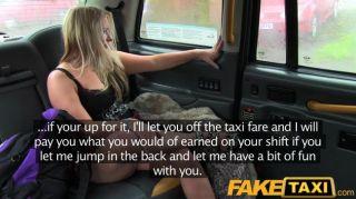 FakeTaxi स्थानीय नर्तकी गुदा 4 अतिरिक्त नकदी करता है