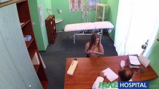FakeHospital - सेक्सी लघु रूस रोगी