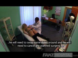 FakeHospital - धोखा गोरा बेकार और बकवास