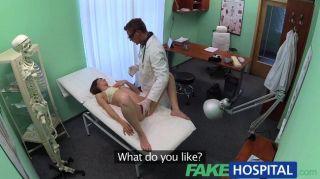 FakeHospital - डॉक्टर अपने कौशल का काम करता है