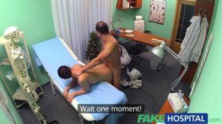 नकली अस्पताल सेक्सी नर्स डॉक्टर मिलती है