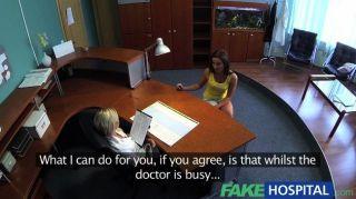 FakeHospital - शरारती नर्स परीक्षण