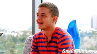 मिडवेस्ट Twink gaycasting में तोड़ने के लिए चाहता है