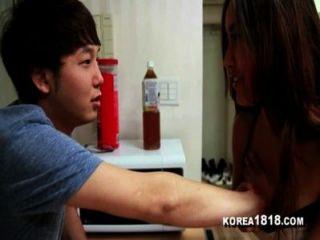 korea1818.com - भाग्यशाली कोरियाई वर्जिन हॉट कोरियाई बेब बकवास करने के लिए हो जाता है!