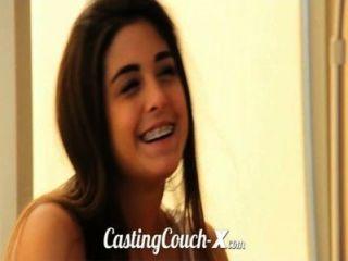 Castingcouch एक्स फ्लोरिडा समुद्र तट लड़की सेक्स के लिए नकद चाहता है