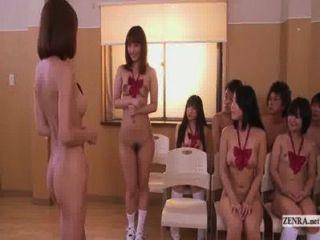 सबटाइटल बिना सेंसर जापानी न्यडिस्ट स्कूल क्लब नंगा नाच