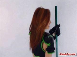 कनाडा के हॉकी फूहड़!Shanda एक बड़ी छड़ी चल रही है!