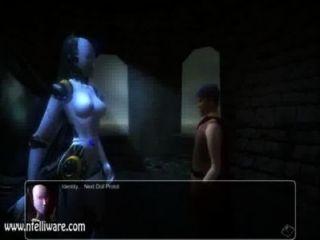 राक्षस महिला क्वेस्ट 3 डी दृश्य succubot