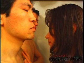 Bukkake हाईस्कूल पाठ 5 2/4 जापानी बिना सेंसर blowjob