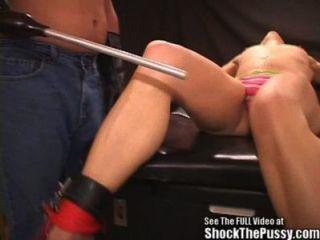 वेश्या बंधन विद्युत आघात चिकित्सा