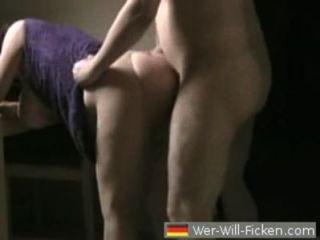 गड़बड़ बड़ा फांसी स्तन के साथ पत्नी