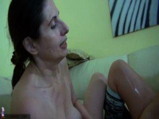 oldnanny पुराने परिपक्व समलैंगिक और परिपक्व महिला हस्तमैथुन