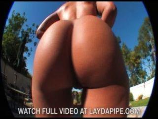 laydapipe.com: Melrose Foxxx और शॉन माइकल्स
