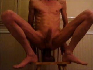 घोड़े लिंग और मुट्ठी दोहरी गुदा चरम dildo कमबख्त
