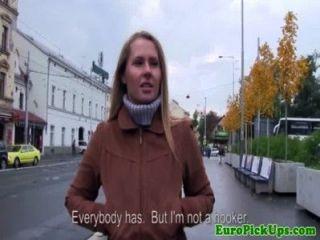 यूरो girlnextdoor जनता में creampied