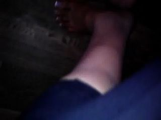 मैं सेक्सी पैर और एक कठिन बड़ा डिक मिल गया!