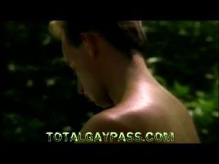 वासनोत्तेजक आउटडोर समलैंगिक सेक्स