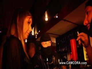 किशोर Pornostar lena नाइट्रो beim privaten गैंगबैंग