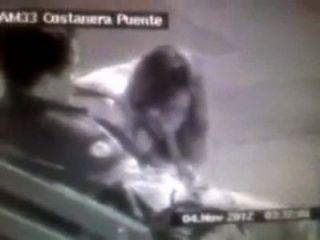 filmados de Noche एन ला Costanera