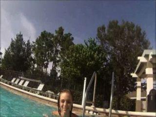 lilyth माए शौकिया किशोरों की मॉडल - पानी के नीचे वीडियो