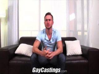 gaycastings बालों टेक्सास संवर्धन कैम पर पहली बार गड़बड़
