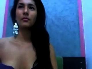 गरम भारतीय लड़की संपत्ति शो