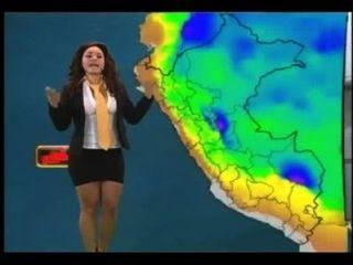 एल noticioso ला Primera Chica डेल Tiempo (उत्पत्ति Tapia)