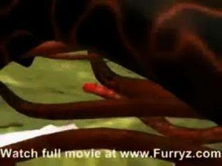furryz कॉम द्वारा 3 डी मूंछ हेनतई - xvideos कॉम