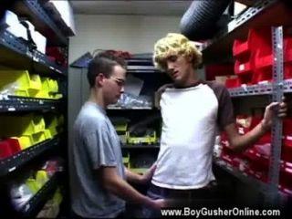 जैमे Jarret के समलैंगिक क्लिप - चिलचिलाती लड़के!