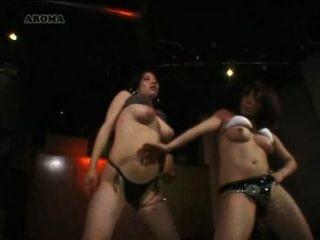जापानी कामुक रेग नृत्य