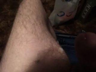 शौकिया समलैंगिक हस्तमैथुन सह शॉट